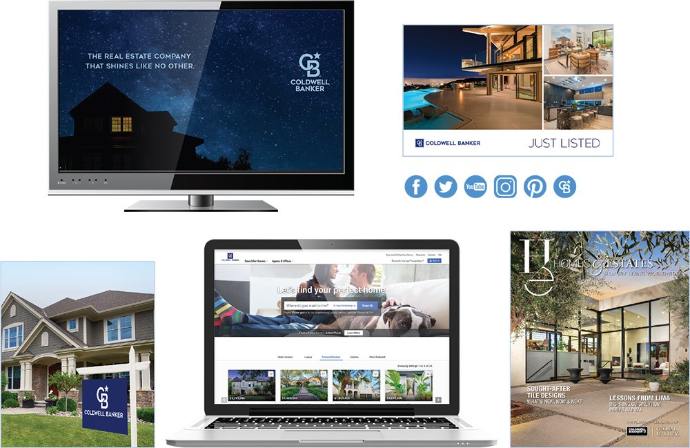 Coldwell Banker Marketing Materials